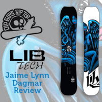Lib Tech Jamie Lynn Dagmar Review