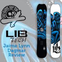 Lib Tech Jamie Lynn Dagmar Review