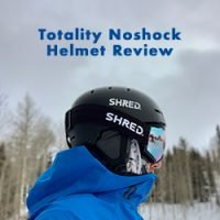 SHRED. Totality Noshock Helmet Review