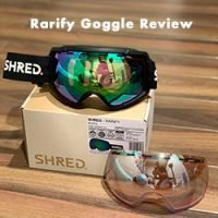 SHRED Rarify Goggle Review