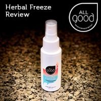 All Good Herbal Freeze