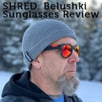 SHRED. Belushki Sunglasses Review