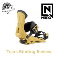 Nitro Team Binding Review