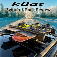 Kuat Switch Ski and Snowboard Rack Review